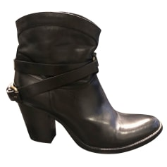 Cowboy Ankle Boots Sartore