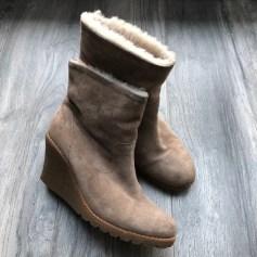 Bottines & low boots à compensés Cosmoparis  pas cher