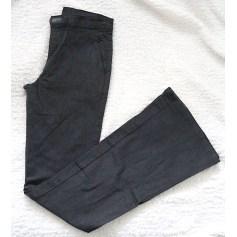 Pantalon évasé Lois  pas cher