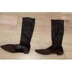 Flat Boots Parallèle