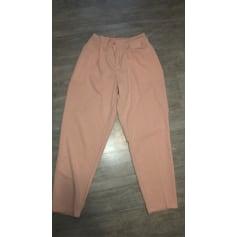 Pantalon carotte SheInside  pas cher
