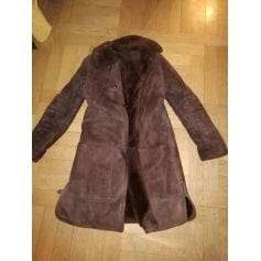 Manteau en cuir Hermès  pas cher