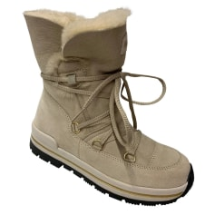 Bottines & low boots plates Olang  pas cher