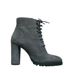 Bottines & low boots à talons Bruno Premi  pas cher