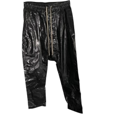 Wide Leg Pants Rick Owens