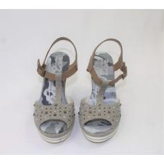 Sandales compensées North Star  pas cher