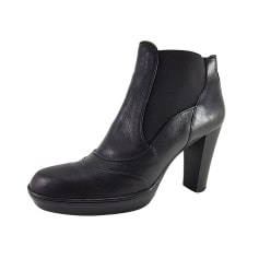 High Heel Ankle Boots Tod's