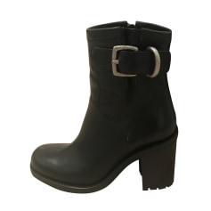 Bottines & low boots à compensés Free Lance  pas cher