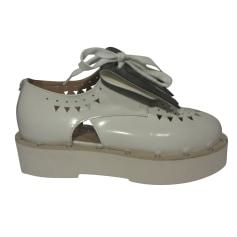 Chaussures à lacets Twin-Set Simona Barbieri  pas cher
