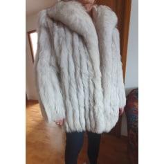 Manteau en fourrure charley  pas cher