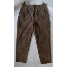 Pantalon carotte C&A  pas cher