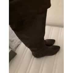 Bottes cuissards Guess by Marciano  pas cher