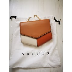 Lederhandtasche Sandro
