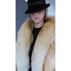 Manteau en fourrure Hermina  pas cher