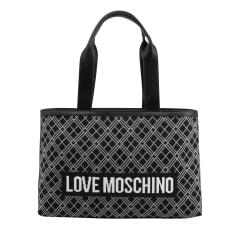 Stoffhandtasche Love Moschino