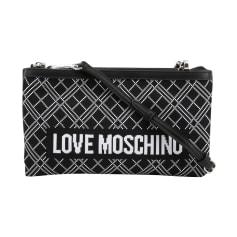 Pochette Love Moschino  pas cher