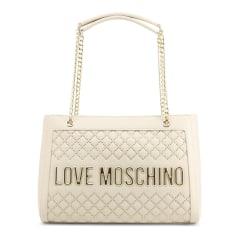 Sac XL en cuir Love Moschino  pas cher