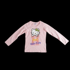 Top, Tee-shirt Hello Kitty  pas cher