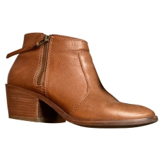 Santiags, bottines, low boots cowboy Madewell  pas cher