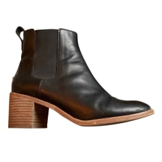 Bottines & low boots à talons Madewell  pas cher