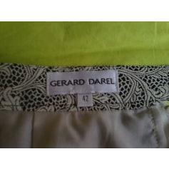Jupe mi-longue Gerard Darel  pas cher