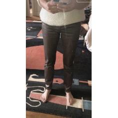 Pantalon droit Best Connections  pas cher