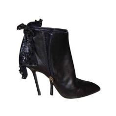 Bottines & low boots à talons Daniele Michetti  pas cher