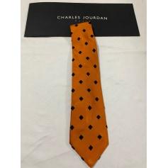 Cravate Charles Jourdan  pas cher