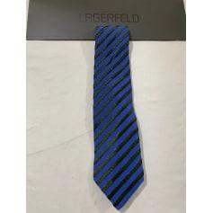 Cravate Karl Lagerfeld  pas cher