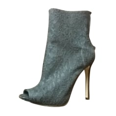 High Heel Ankle Boots Guess