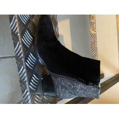 Bottines & low boots à talons Elisabeth Stuart  pas cher