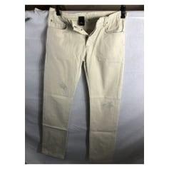 Jeans slim Dior  pas cher
