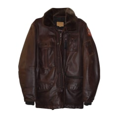 Leather Jacket Parajumpers
