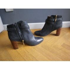 Bottines & low boots à talons Bocage  pas cher