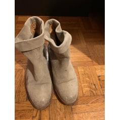 Cowboy Ankle Boots Carla Samuel