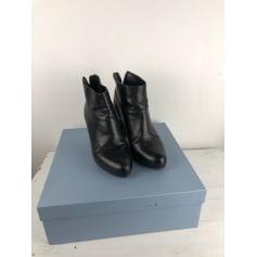 Bottines & low boots à compensés Prada  pas cher