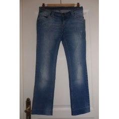 Jeans slim Les Petites...  pas cher
