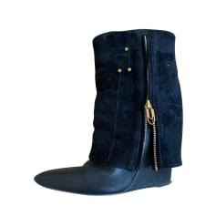 Bottines & low boots à compensés Jerome Dreyfuss  pas cher