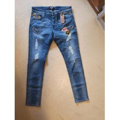 Jeans slim Von Dutch  pas cher