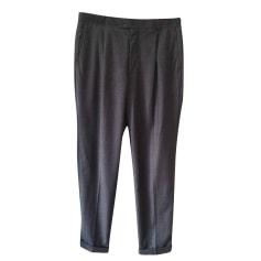 Pantalon de costume Dormeuil  pas cher