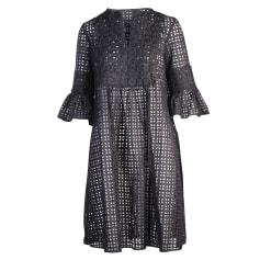 Robe courte Carolina Herrera  pas cher