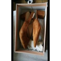 Sandales à talons sofa costa  pas cher