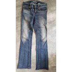 Pantalon carotte American Eagle Outfitters  pas cher