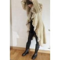 Manteau en fourrure Ralph Lauren  pas cher