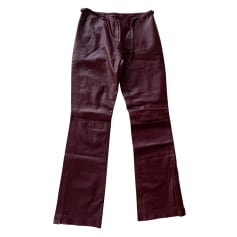 Pantalon évasé Giorgio  pas cher