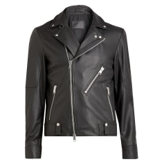 Leather Jacket All Saints