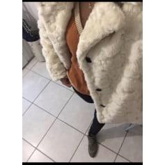 Manteau en fourrure Garcia Jeans  pas cher