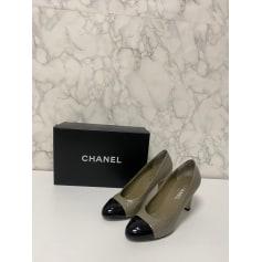 Escarpins Chanel  pas cher