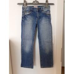 Jeans droit CFK  pas cher