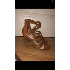 Sandales à talons Etam  pas cher